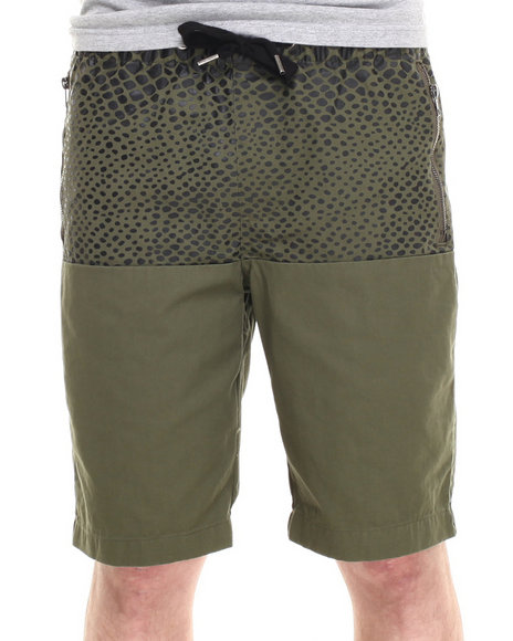 Buyers Picks Forest Green Shorts