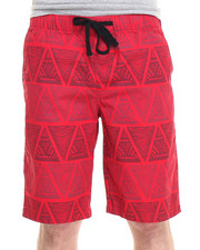 Men - Director's Cut Tribe Drawstring Shorts