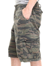 Men - Tiger Stripe Vintage Infantry Utility Shorts