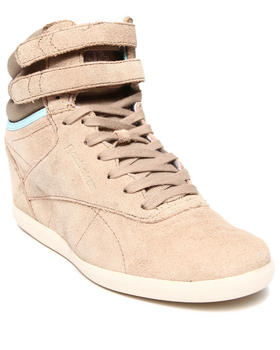 Reebok - Freestyle Hi Int Wedge Sneakers