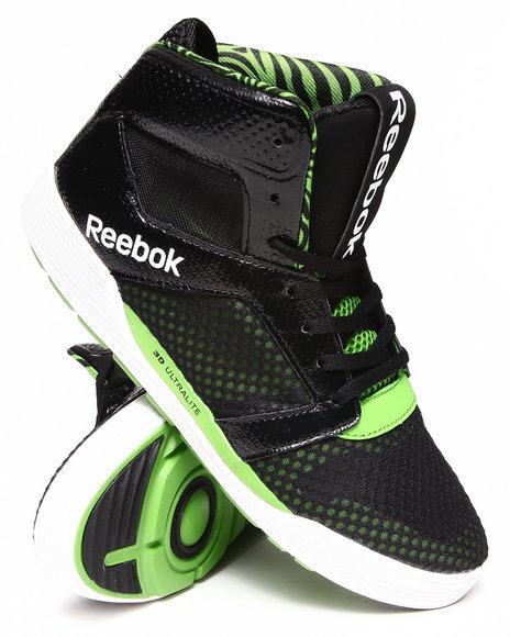 Reebok Black Dance Urtempo Mid Sneakers