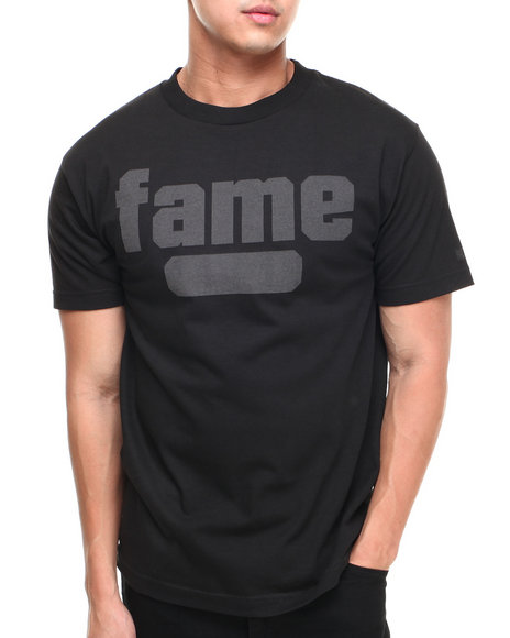 Hall of Fame Black Pill Block Tee