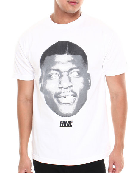 Hall of Fame White Lj Tee
