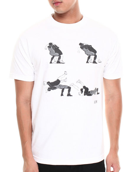 Hall of Fame White Suplex Tee