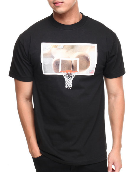 Hall of Fame Black Bird Tee
