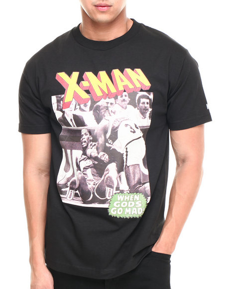 Hall of Fame Black X-Man Tee