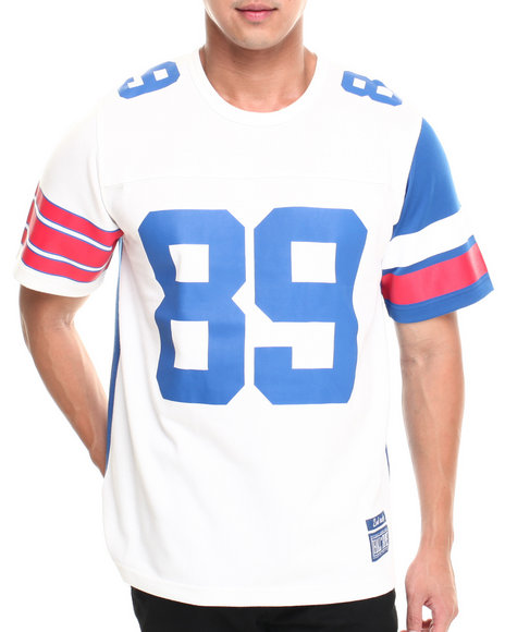 Hall of Fame Blue,Red,White Bavaro New Vintage Jersey
