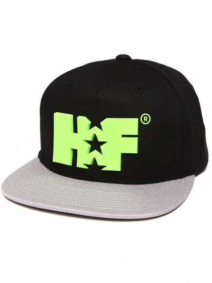 Hall Of Fame All Star Snapback Cap Black