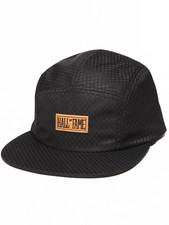 Hall of Fame - Checkered Logo Patch 5-Panel Cap