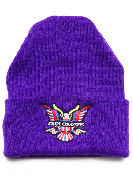 Diplomats Purple Clothing Accessories