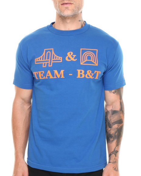 Hall of Fame Blue B&T Tee