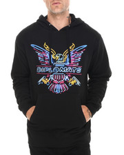 Diplomats - Dipset USA Neon Pullover Hoodie