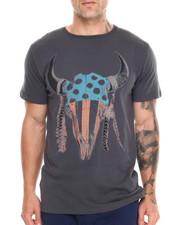 Men - American Skull T-Shirt