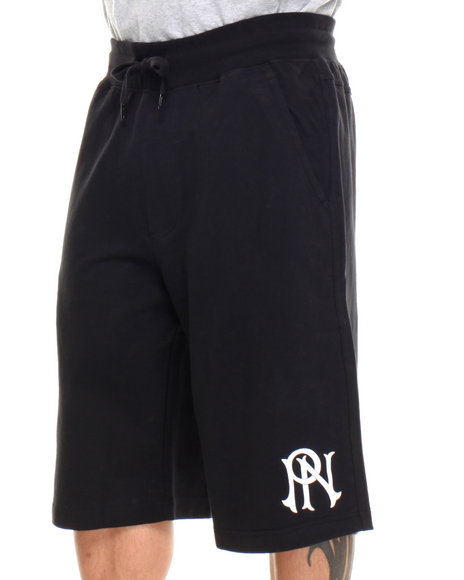 Parish Black Paris Core Sweatshort