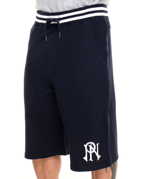 Parish Navy Parish Sweatshort