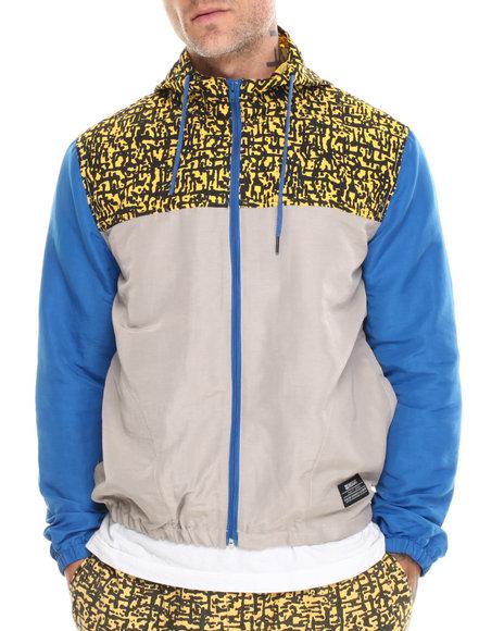 Insight Grey Dash Nylon Jacket
