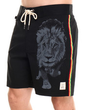 Men - Jamaican Team Boardshort