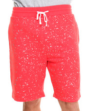 Men - Splatter Sweatshort