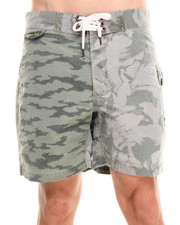 Men - Collision Boardshort Mid