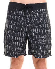 Men - Boner Party Boardshort Mid