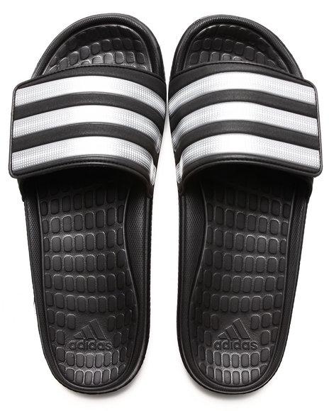 Adidas Black Alquo Vario Sandals