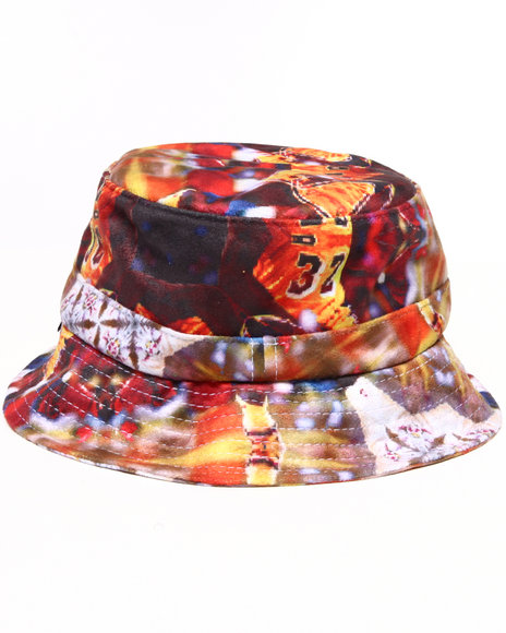 Hall of Fame Multi Sublimation Magic Bucket Hat