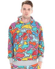 -FEATURES- - Blob Hoody