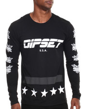 Shirts - Dipset USA Official L/S Tee