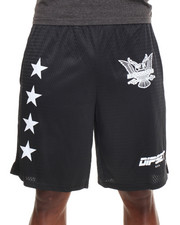 Diplomats - Dipset USA Official Mesh Shorts
