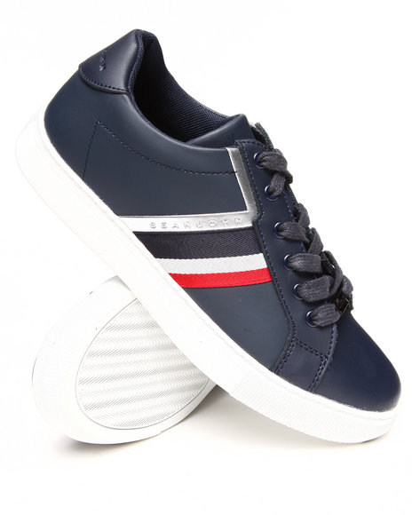 Sean John Navy Sneakers