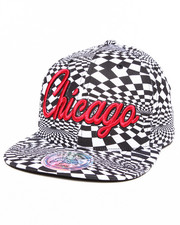 Men - Chicago Allover print Phychadelc City Snapback