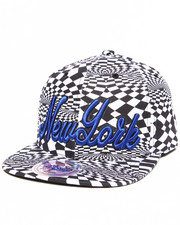 Men - New York Allover print Phychadelc City Snapback