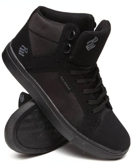 Rocawear - Men Black City Roc Hi