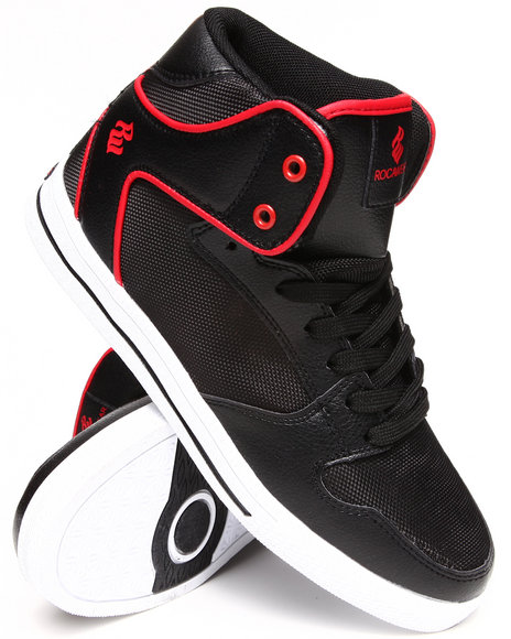 Rocawear - Men Black World Roc Hi