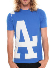 Men - Wright & Ditson Los Angeles Dodgers Overgrown Premium S/S Tee