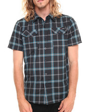 Men - Kenneth Street Fit S/S Button-Down