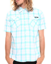 Men - Highland S/S Button-Down
