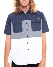 Men - Malibu S/S Button-Down