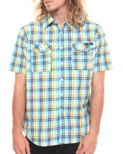 Men - Geek S/S Button-Down