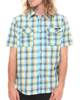 Enyce - Geek S/S Button-Down