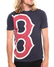NBA, MLB, NFL Gear - Wright & Ditson Boston Red Sox Overgrown Premium S/S Tee
