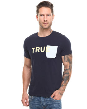 True Religion - True Religion Printed Pocket Tee