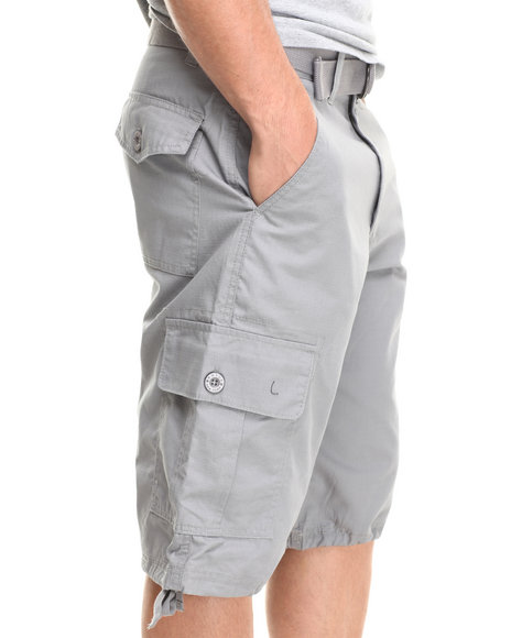 Enyce Grey Yosemite Cargo Short