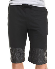 Men - Onyx PU Terry Short