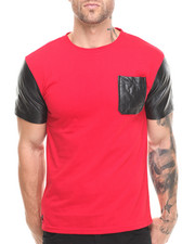 Men - Onyx PU T-Shirt