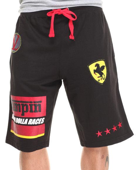 Vampire Life Black Vampin Rari Sweat Shorts