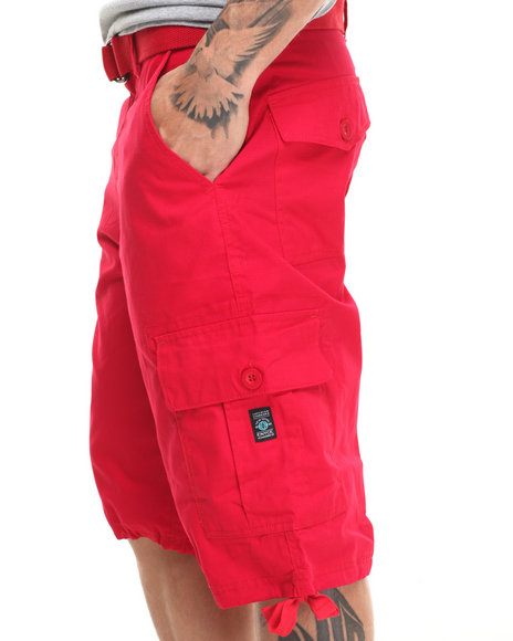 Enyce Red Yosemite Cargo Short