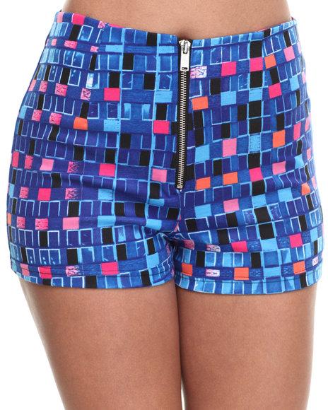 Baby Phat Multi Shorts