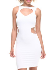 Women - Open Back Dress