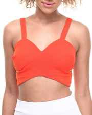 Women - Vogue Bustier Top